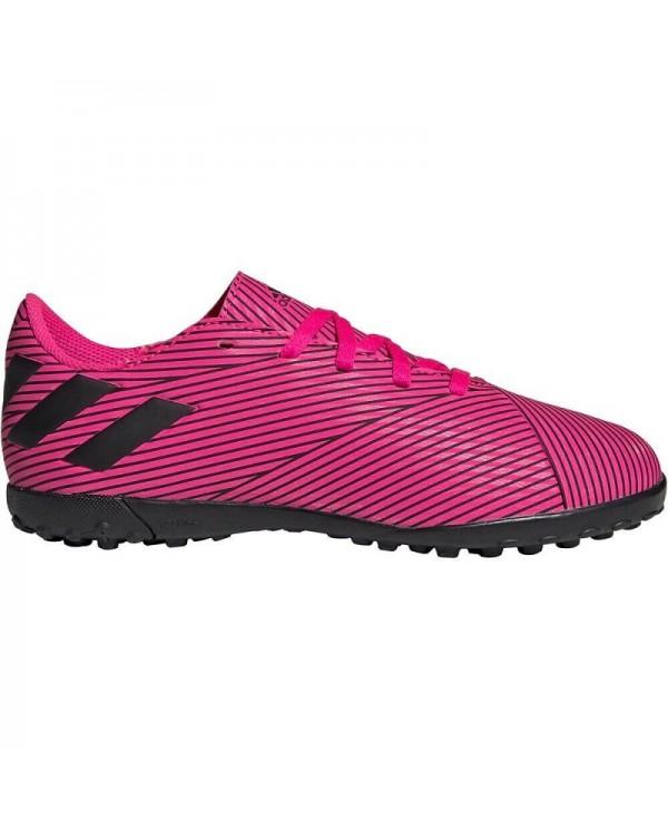 Scarpe Da Calcetto Adidas Nemeziz 19.4 Tf Shoes Futsal Baby Boys Fucsia F99936