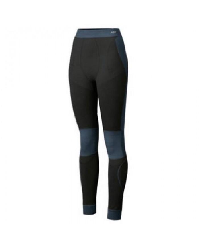 Pantalone Termico Joma Brama Long Adulto Running Nero 700010100
