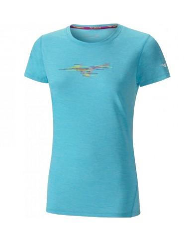 T-Shirt Da Donna Mizuno...