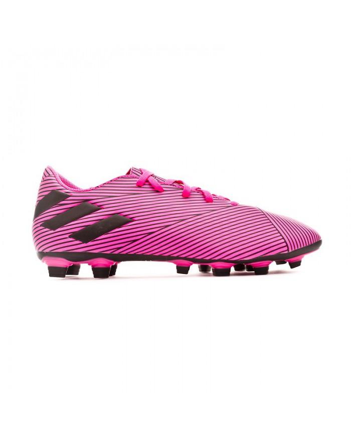 Dettagli su Scarpe da Calcio Uomo Adidas Nemeziz 19.4 Sport Football Style Rosa F34392